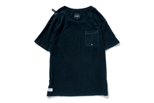 "WTAPS 2012 Spring/Summer ""BETTER THAN YESTERDAY"" Blank T-Shirt Collection"
