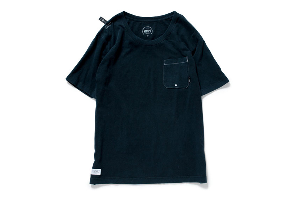 """WTAPS 2012 Spring/Summer """"BETTER THAN YESTERDAY"""" Blank T-Shirt Collection"""
