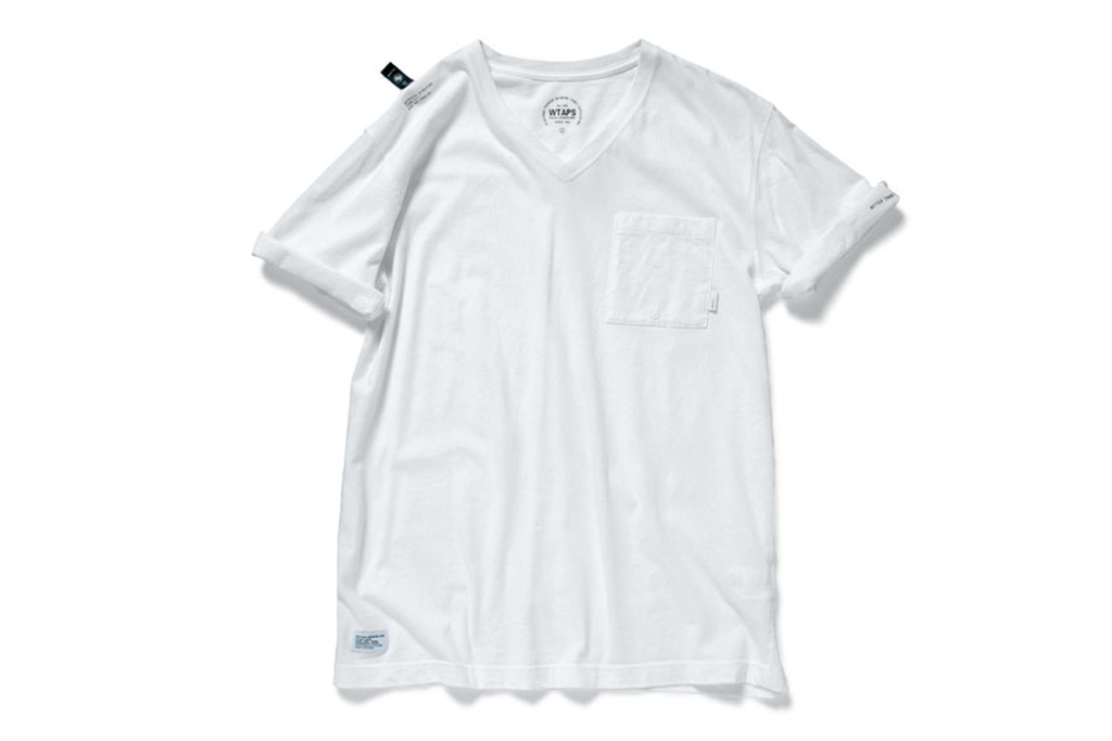 wtaps 2012 spring summer better than yesterday blank t shirt collection