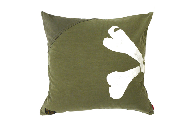 wtaps 2012 spring summer sneak olive drab cushion