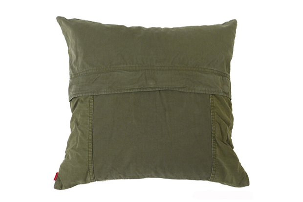 WTAPS 2012 Spring/Summer SNEAK Olive Drab Cushion