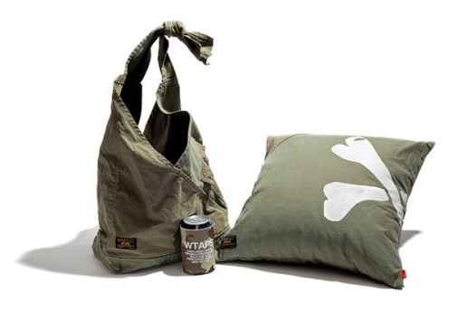 WTAPS 2012 Spring/Summer SNEAK Accessories Collection