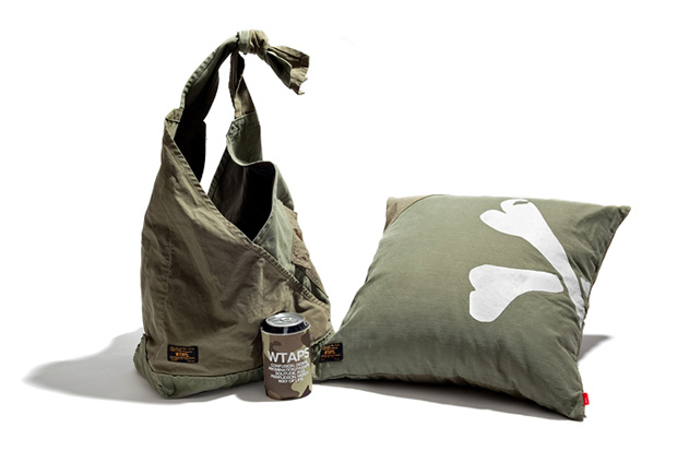 wtaps 2012 springsummer sneak accessories collection