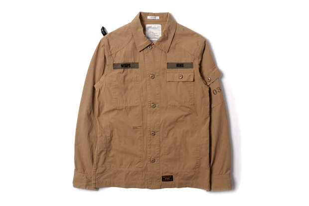 """WTAPS 2012 Spring/Summer """"BETTER THAN YESTERDAY"""" Collection"""