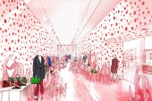 Yayoi Kusama x Louis Vuitton Pop-Up Store Preview