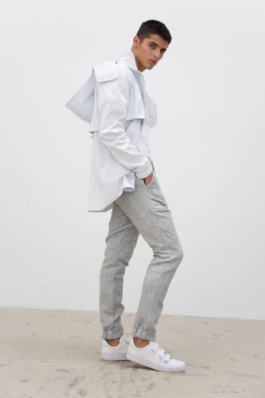 Yuliy Gershinsky 2013 Spring/Summer Lookbook