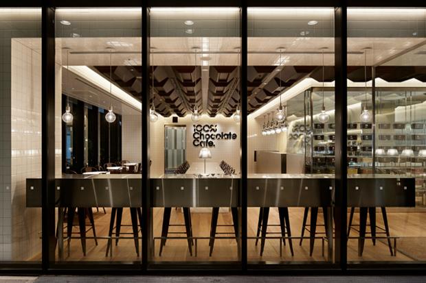 100% Chocolate Cafe by Wonderwall