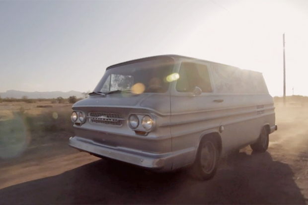 170,000 Miles in Four Years: The Story of a 1964 Corvair