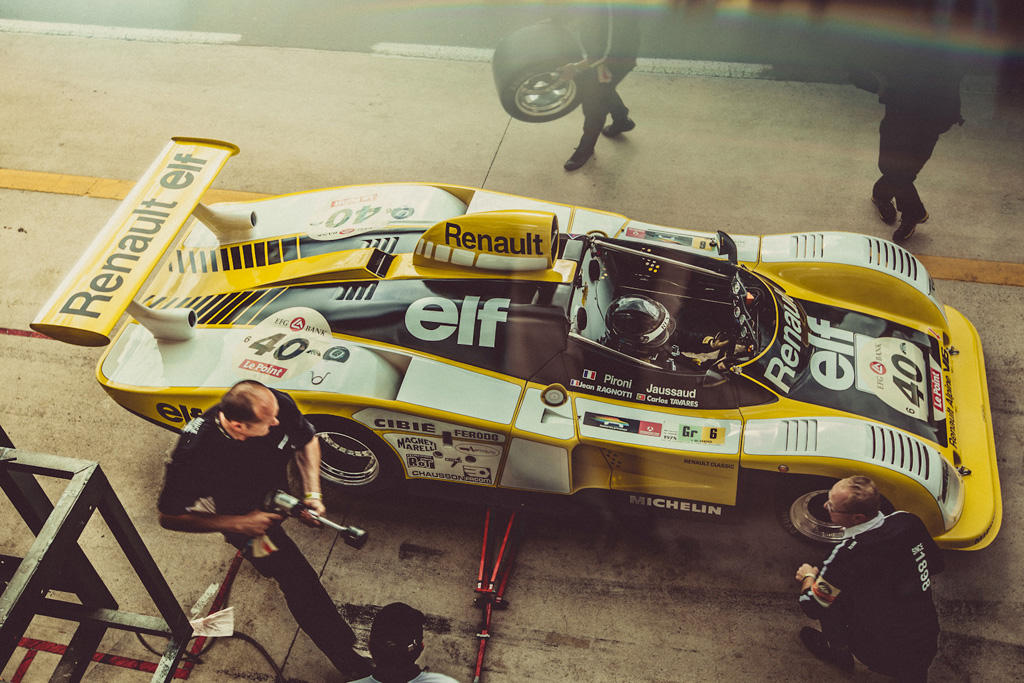 2012 Le Mans Classic by Laurent Nivalle
