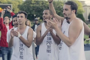 2012 PXA Paris Basketball Tournament Video