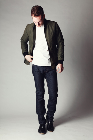 3sixteen 2012 Lookbook