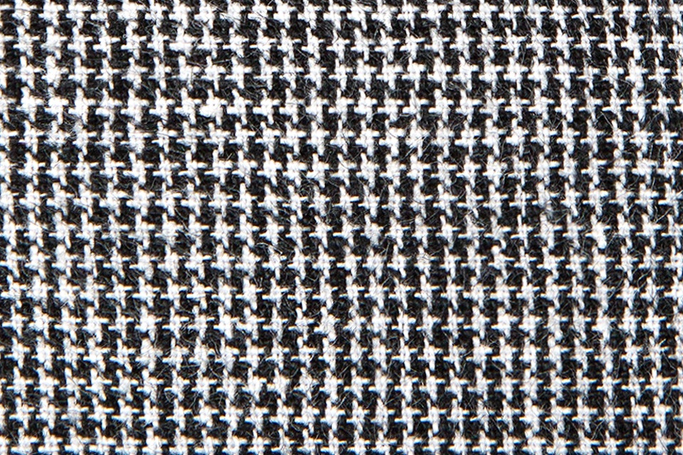 materials and patterns houndstooth