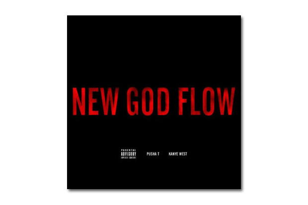 Pusha T featuring Kanye West - New God Flow