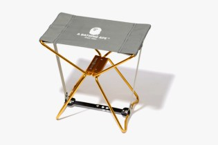A Bathing Ape 2012 Fall/Winter Folding Chair