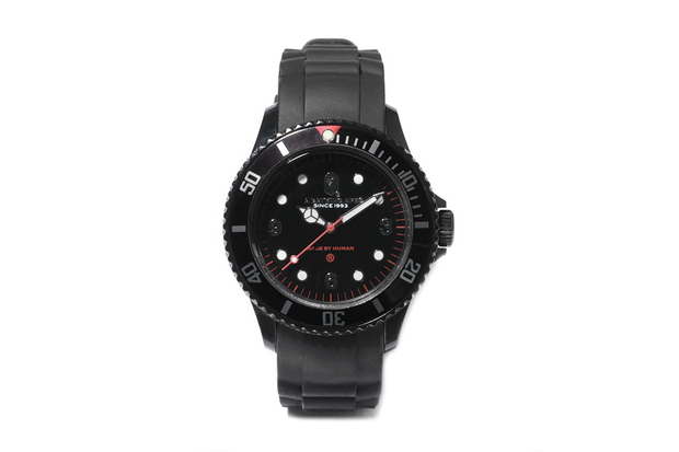 A Bathing Ape 2012 Fall/Winter RUBBER BLACK CLEAR BAPEX