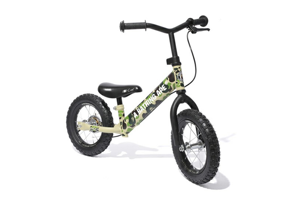 A Bathing Ape x 4ING ABC Balance Bike