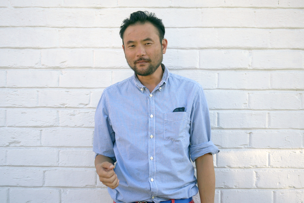 A Conversation with Sung Choi