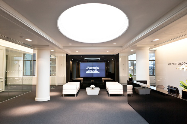 A Look Inside the NET-A-PORTER New York City Office