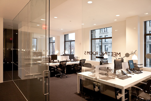 a look inside the net a porter new york city office