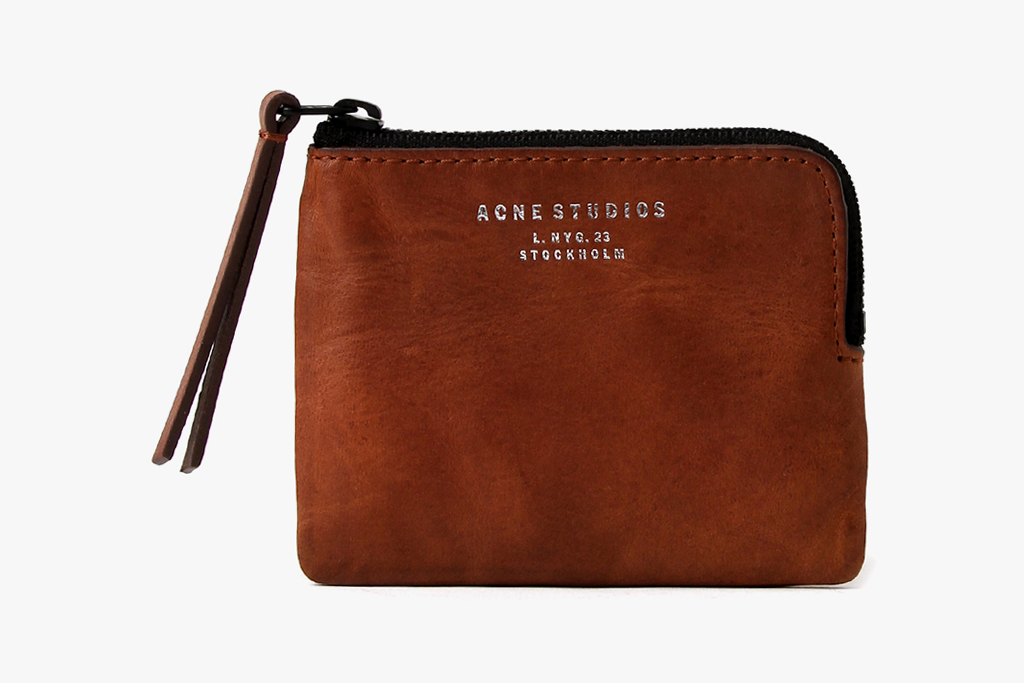Acne Small Pouch Collection