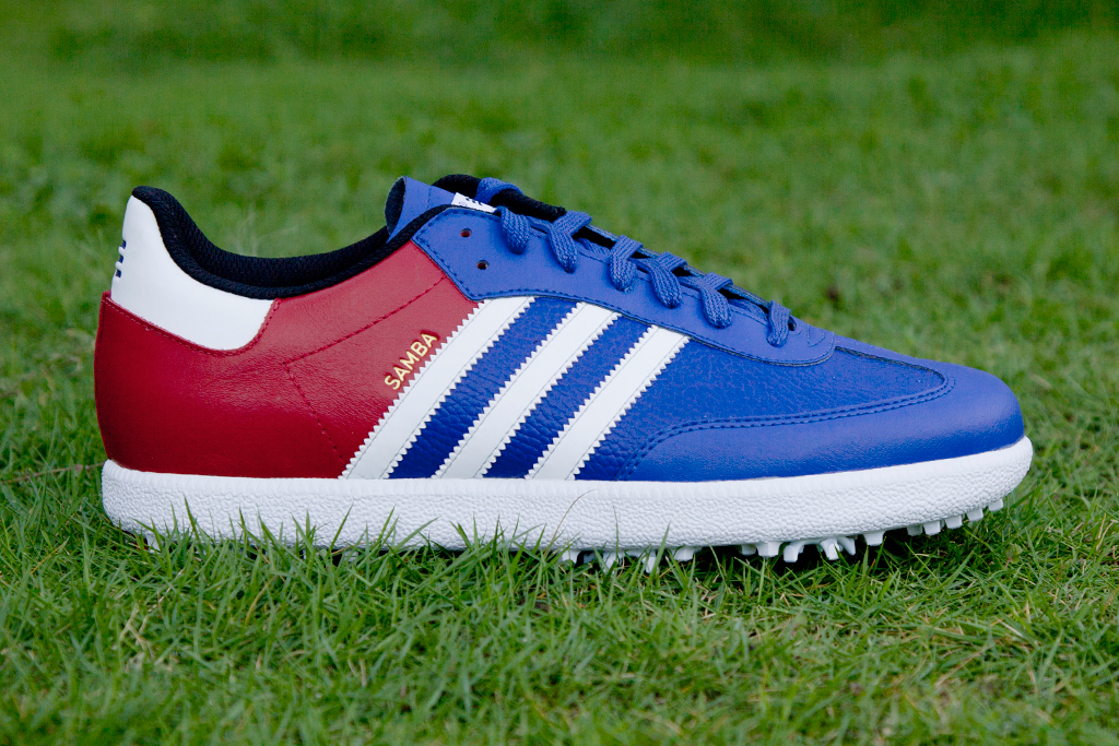 adidas golf 2012 samba majors collection