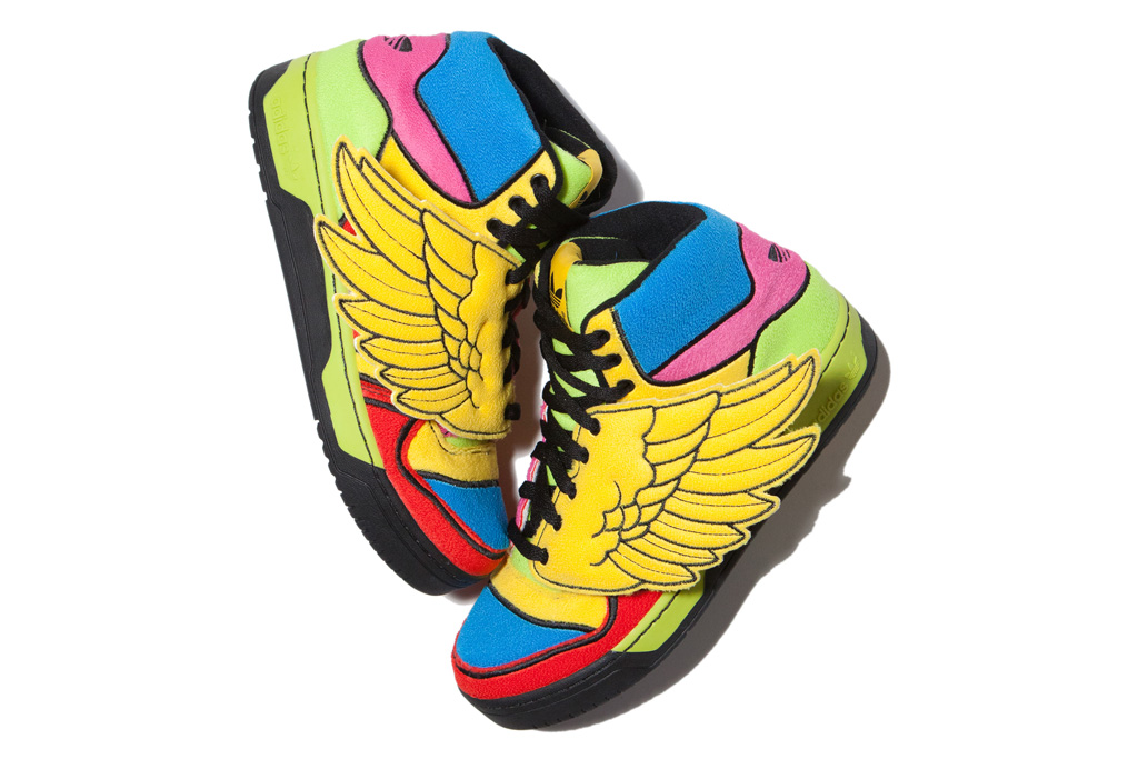 adidas originals by jeremy scott js wings fleece