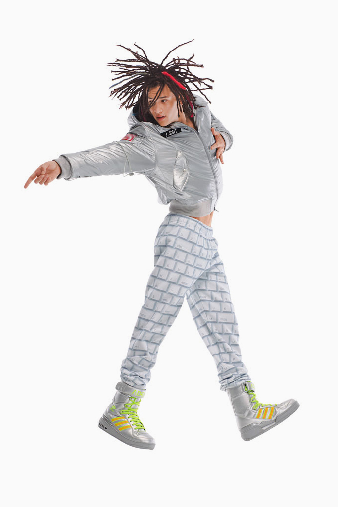 adidas originals jeremy scott 2012 fall winter lookbook