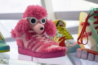 Bread & Butter: adidas Originals by Jeremy Scott 2013 Spring/Summer JS Poodle Preview