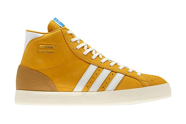 """adidas Originals 2012 Fall/Winter """"Mustard"""" Pack"""