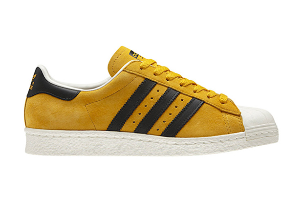 adidas originals 2012 fall winter mustard pack