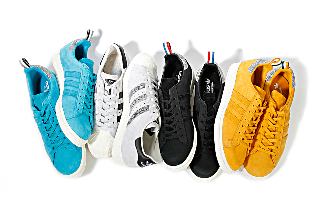 adidas originals 2012 fall winter snakeskin pack