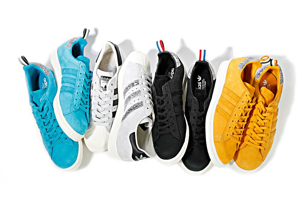 "adidas Originals 2012 Fall/Winter ""Snakeskin"" Pack"