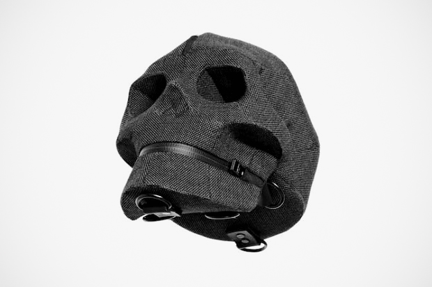 Aitor Throup 2013 Spring/Summer Shiva Skull Bag
