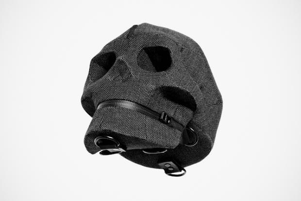 Aitor Throup 2013 Spring/Summer Shiva Skull Bag