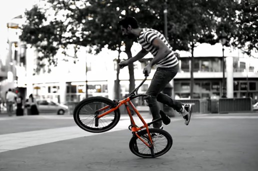 Alain Massabova: 40 Years in Paris BMX Video