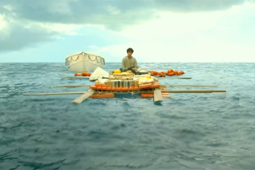 Ang Lee's 'Life of Pi' Film Trailer