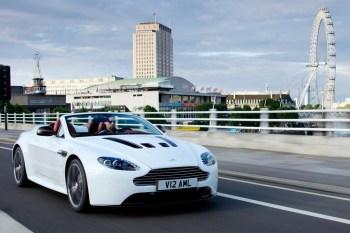 Aston Martin 2013 V12 Vantage Roadster