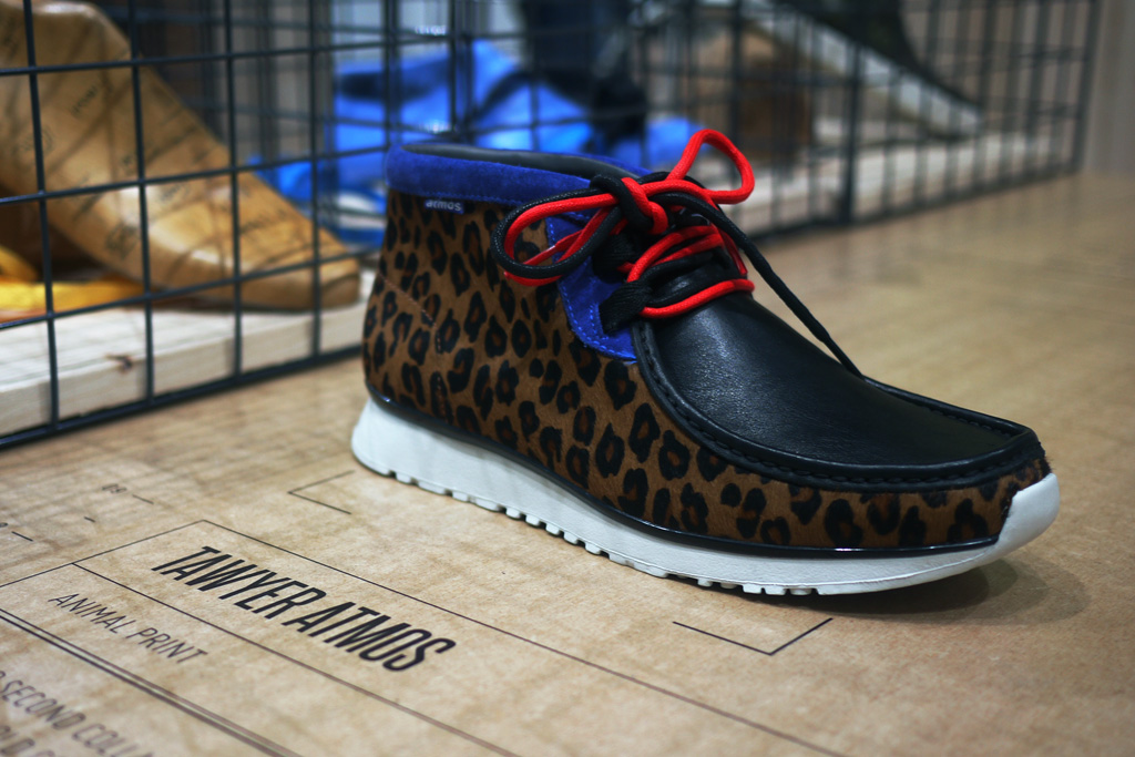 atmos x clarks sportswear 2013 spring summer tawyer mid preview