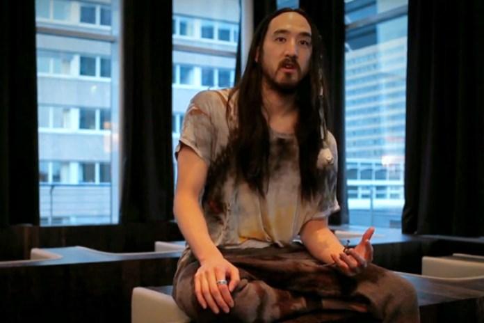 THE AVANT/GARDE DIARIES: Steve Aoki - Spirit Shaped by Music