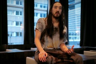 THE AVANT/GARDE DIARIES: Steve Aoki - Spirit Shaped by Music