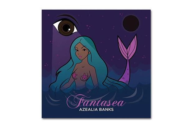 Azealia Banks – Fantasea (Mixtape)