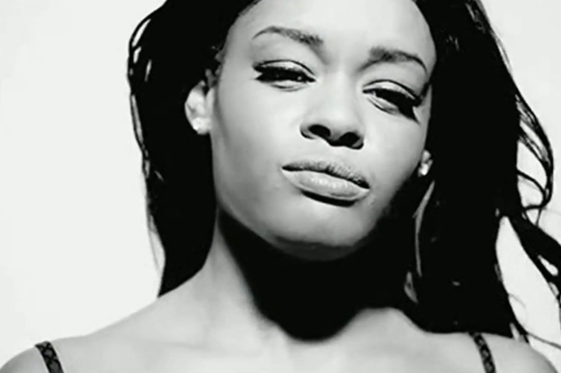 Azealia Banks for T by Alexander Wang