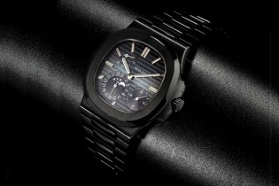 Bamford Watch Department Patek Philippe Nautilus 5712/1A Moon Phase Date
