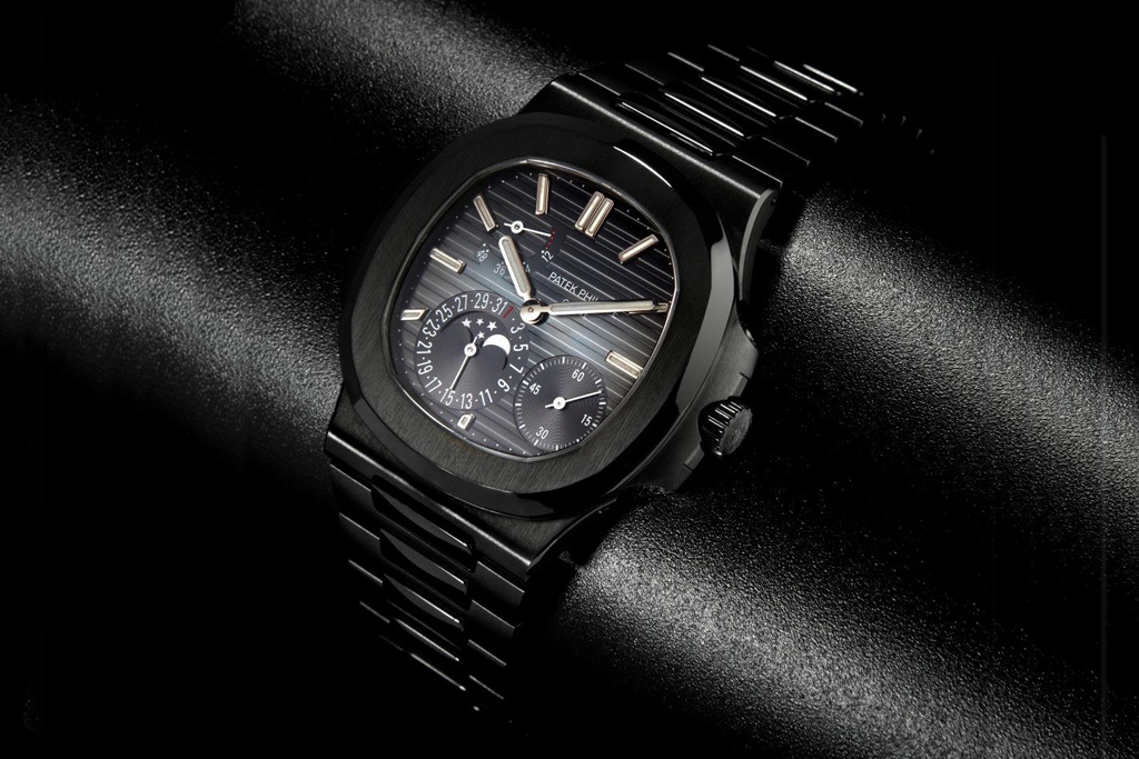 Bamford Watch Department Patek Philippe Nautilus 5712/1A Moon Phase Date