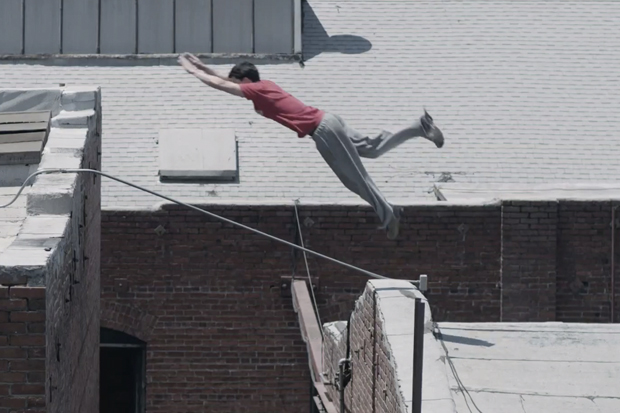 Behind-the-Scenes with Tempest Freerunning and the Casio G'zOne Commando
