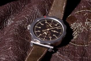 Bell & Ross WW2 Régulateur Heritage Watch