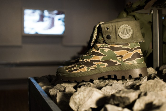 Billionaire Boys Club x Palladium 2012 Fall/Winter Preview