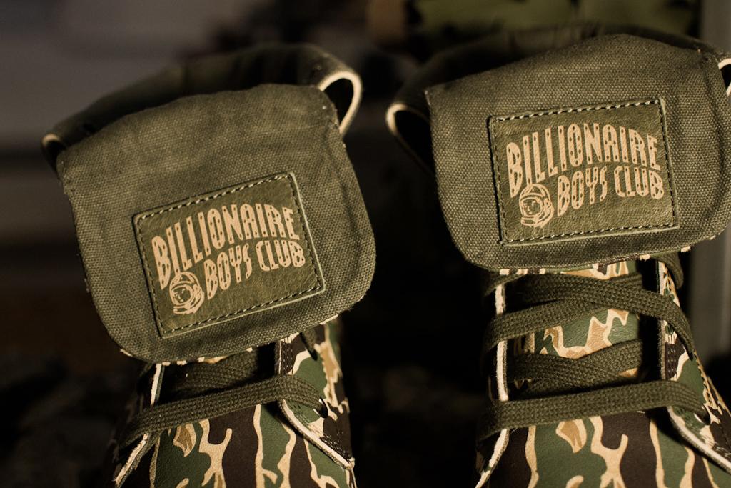 Billionaire Boys Club x Palladium 2012 Fall/Winter Preview