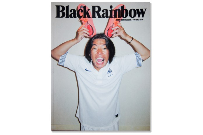 BlackRainbow: BKRW Sport Magazine – Soccer Issue