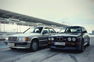 BMW E30 M3 vs. Mercedes-Benz 190E 2.3-16